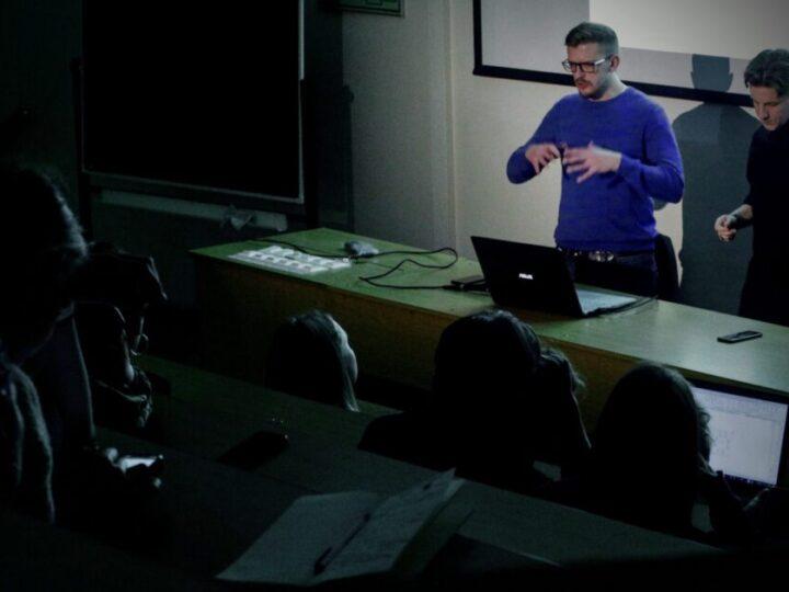 Встреча студентов МАрхИ с архитекторами CITIZENSTUDIO