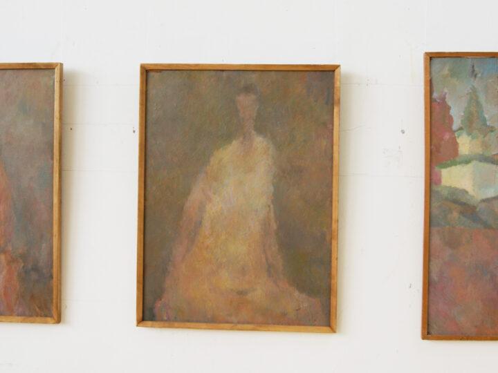 Состоялось открытие выставки Свиридова В.А.