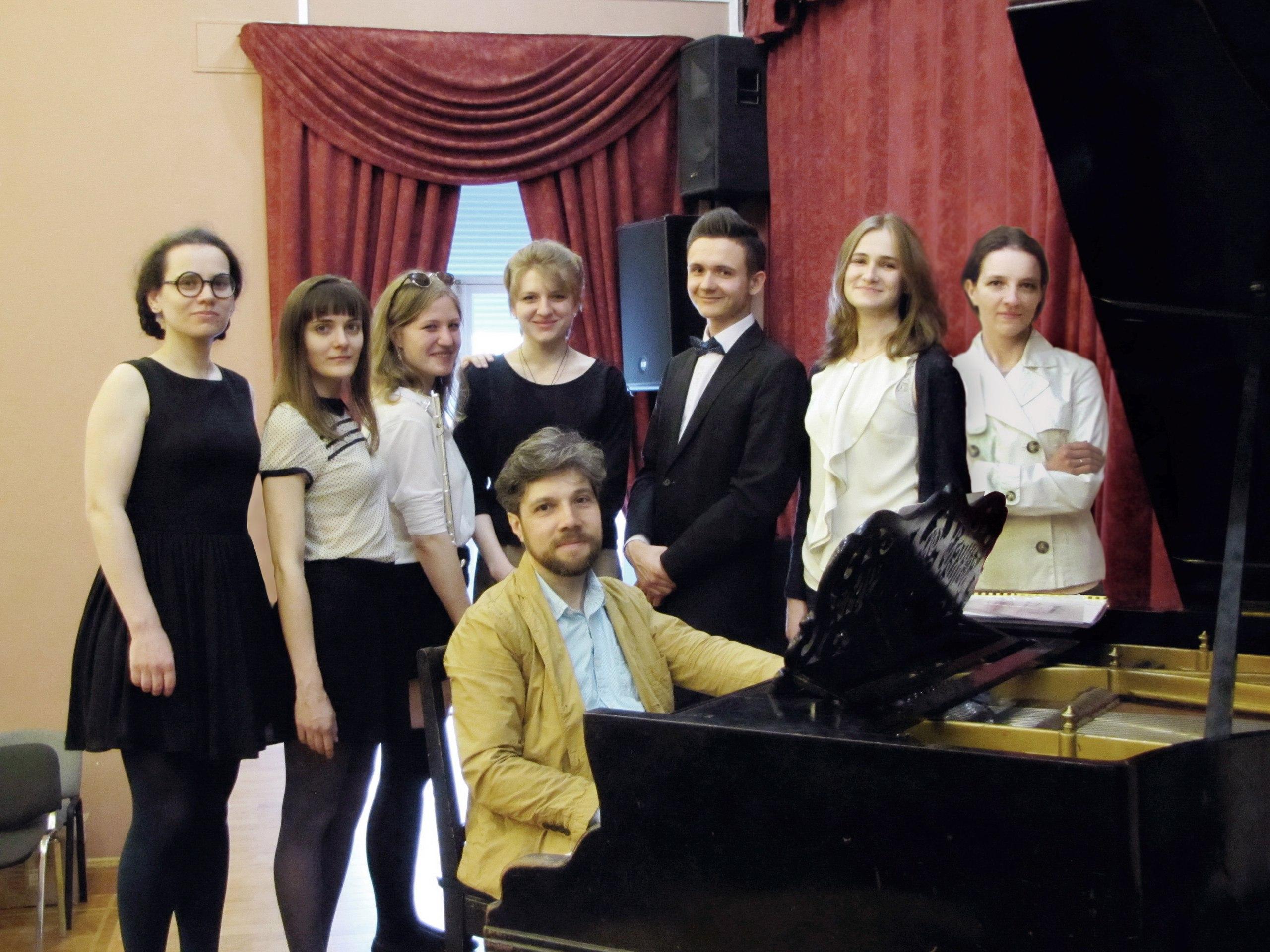 Творческий коллектив музыкальной студии МАРХИ «Euterpe» приглашает к участию музыкантов и исполнителей