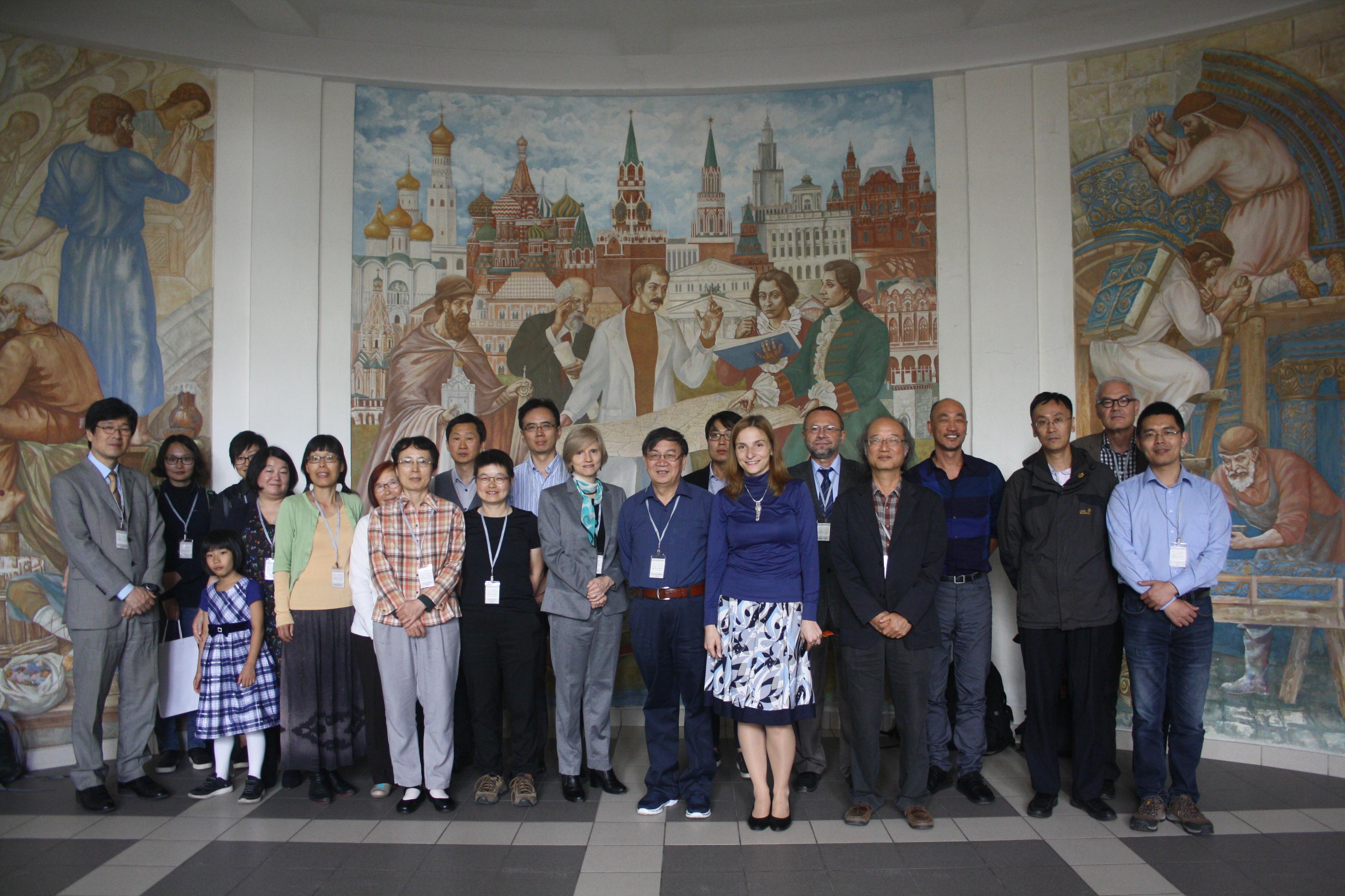Всемирный конгресс историков архитектуры Китая SAFTCA-2017 в МАРХИ