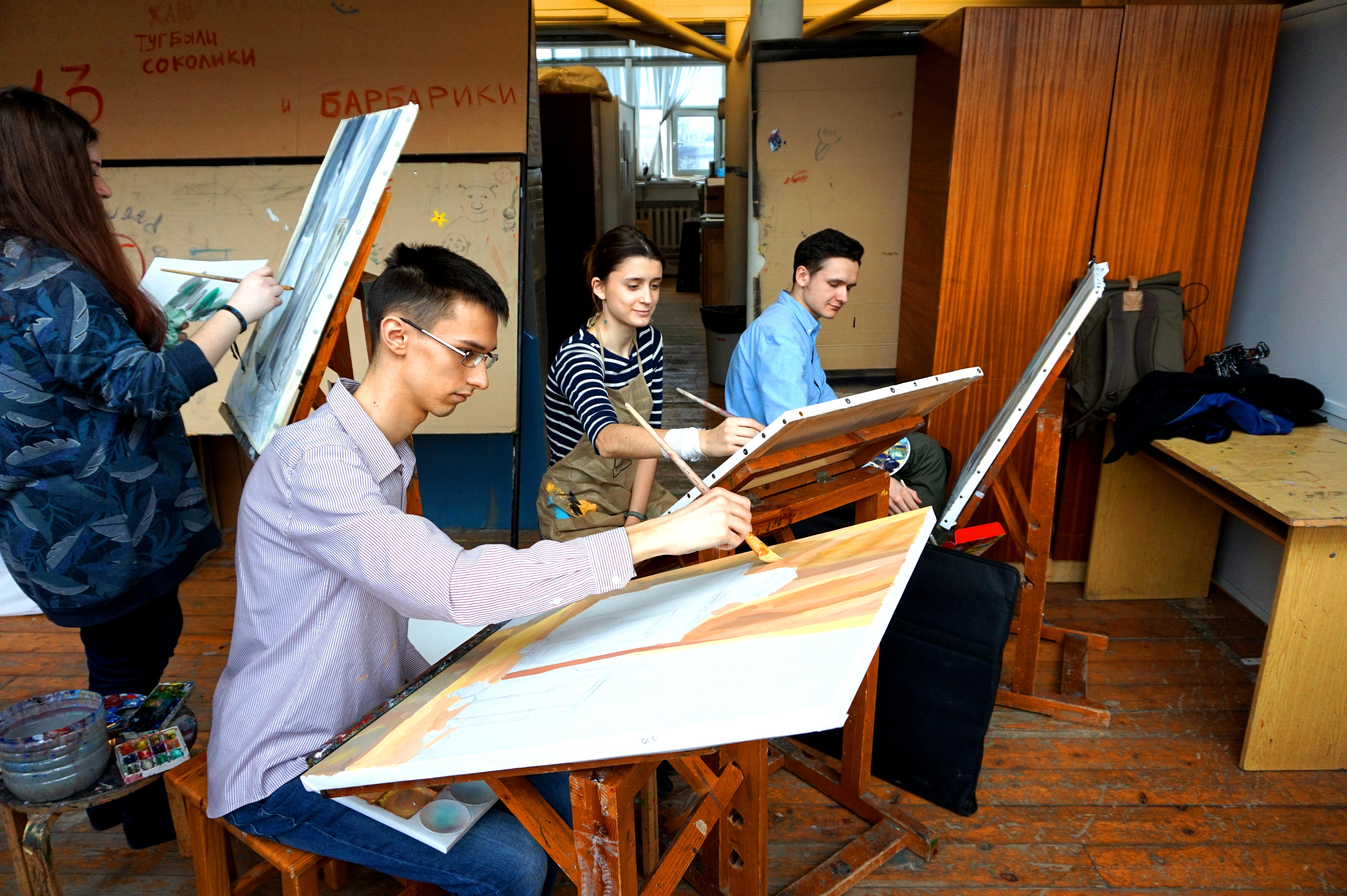 В МАРХИ идет приемная кампания на 2017-2018 учебный год