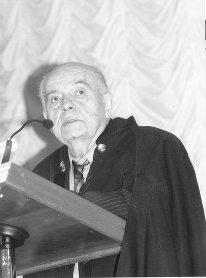 Ушел из жизни академик, профессор, архитектор А.В. Степанов
