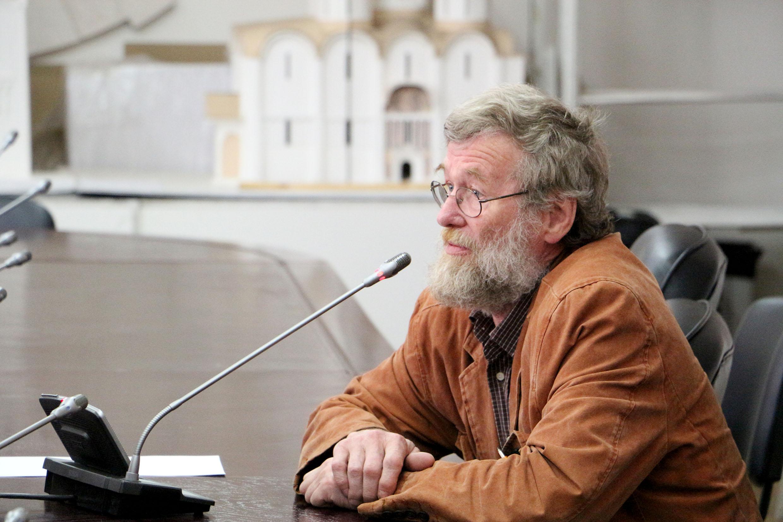 Интервью с деканом Факультета аспирантуры и магистратуры МАРХИ О.Д. Бреславцевым