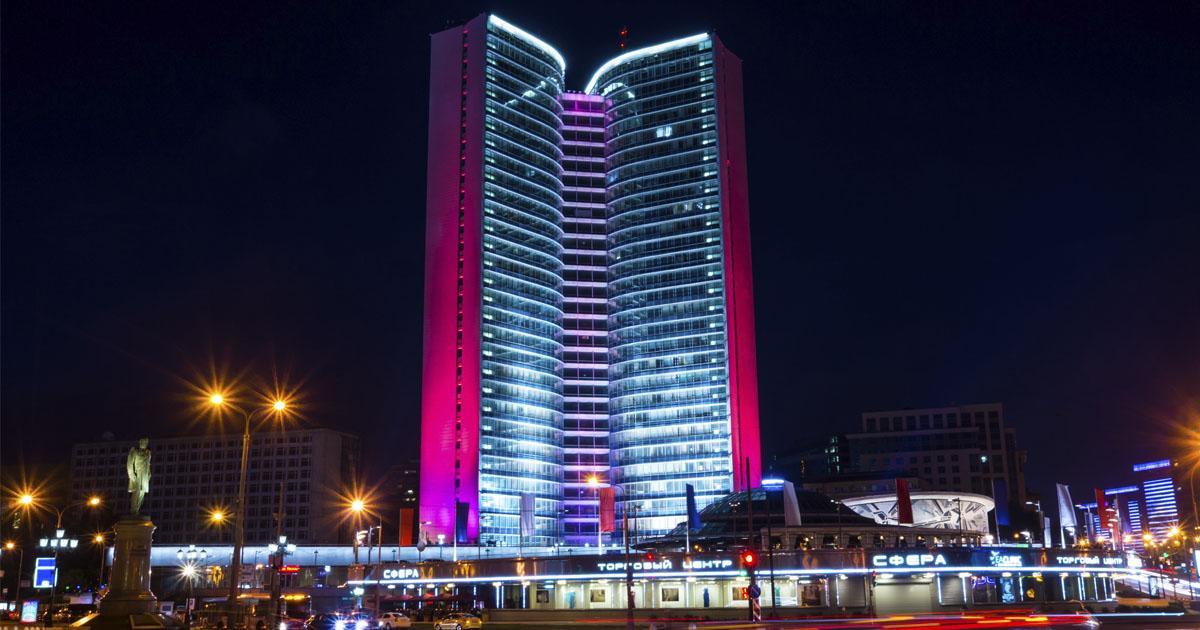 Здание Совета экономической взаимопомощи (СЭВ)