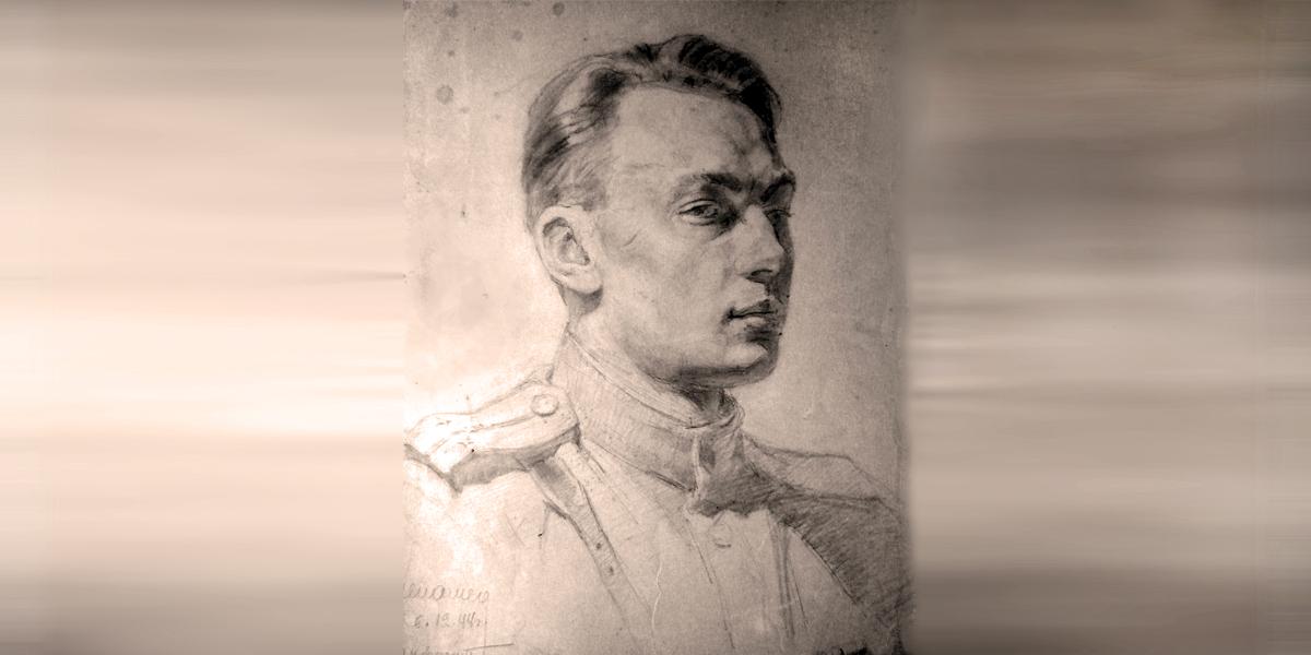 Вечный Огонь Победы. Атанов Владимир Сергеевич