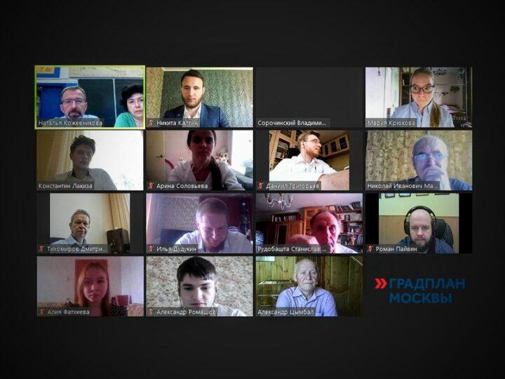«ГРАДПЛАН Москвы»:  студенты МАРХИ успешно прошли практику
