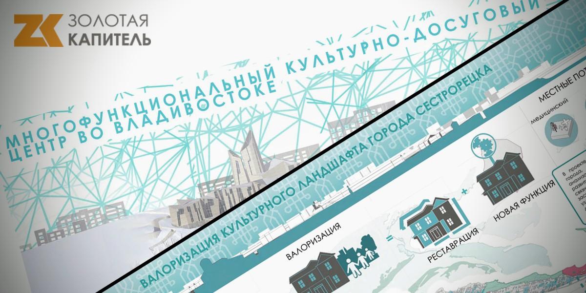 Подведены итоги архитектурного рейтинга ЗОЛОТАЯ КАПИТЕЛЬ 2020
