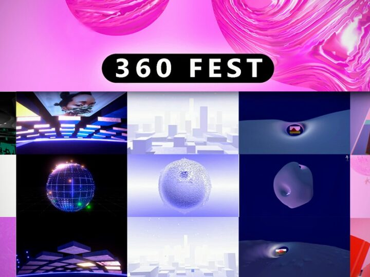 Студенты МАРХИ на онлайн-фестивале 360FEST