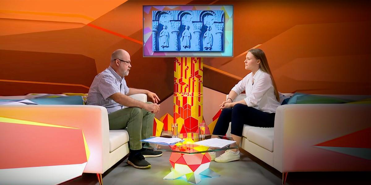 МАРХИ принял участие в передаче телеканала «Радость Моя»