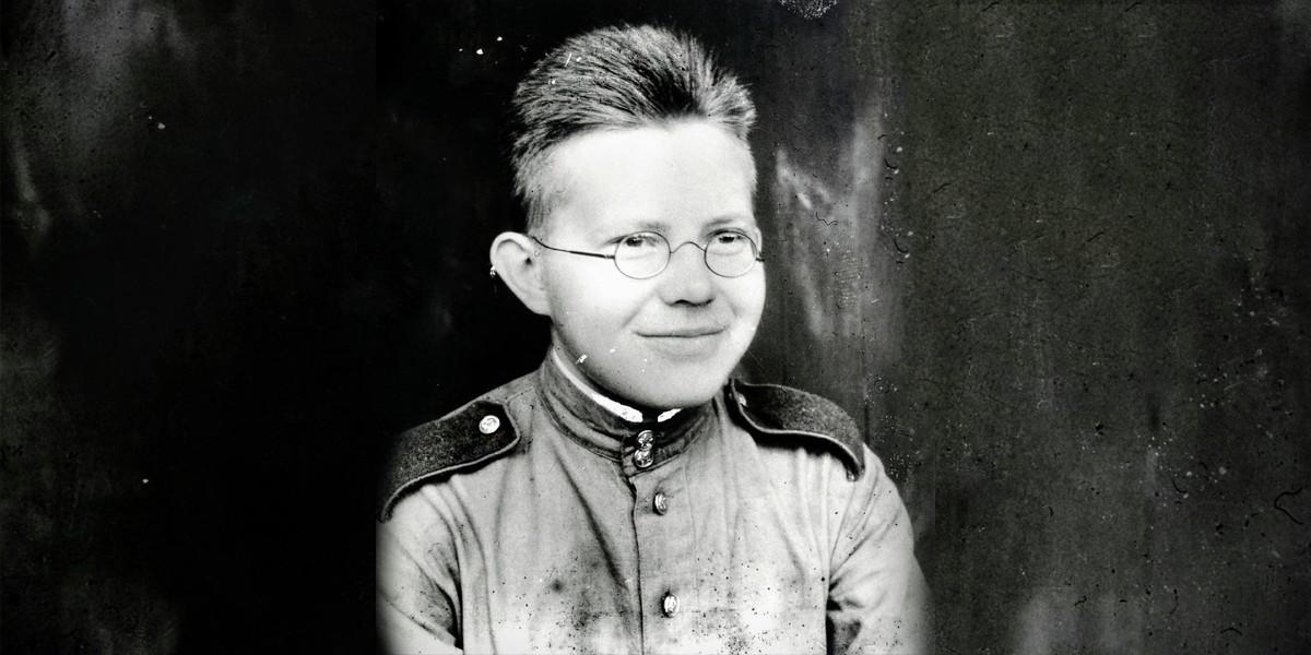 95 лет со дня рождения Сергея Сергеевича Ожегова