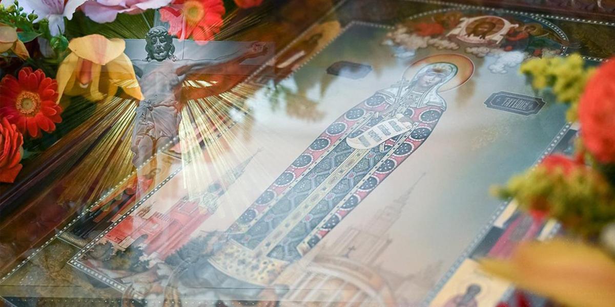Богослужения в День памяти святой мученицы Татьяны
