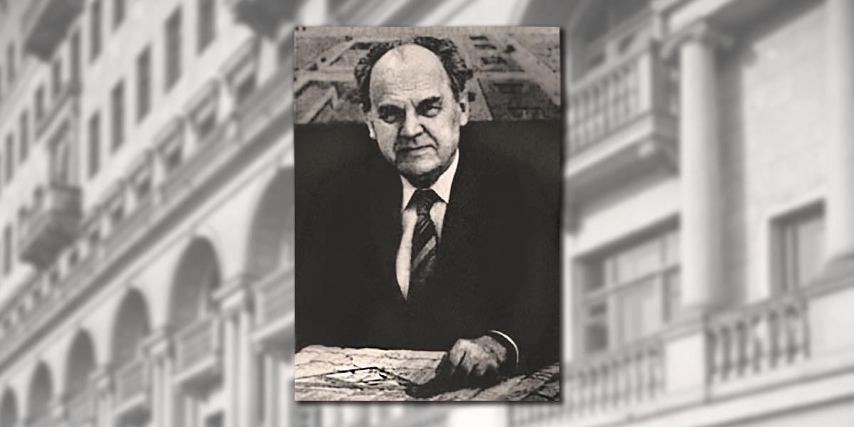 115 лет со дня рождения Иосифа Ловейко