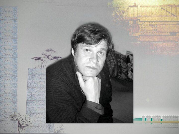 Выставка «Александр Зосимов – классик бумажной архитектуры»