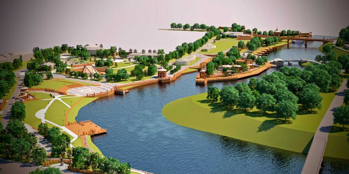 В Вытегре стартовал конкурс на проект музея под открытым небом