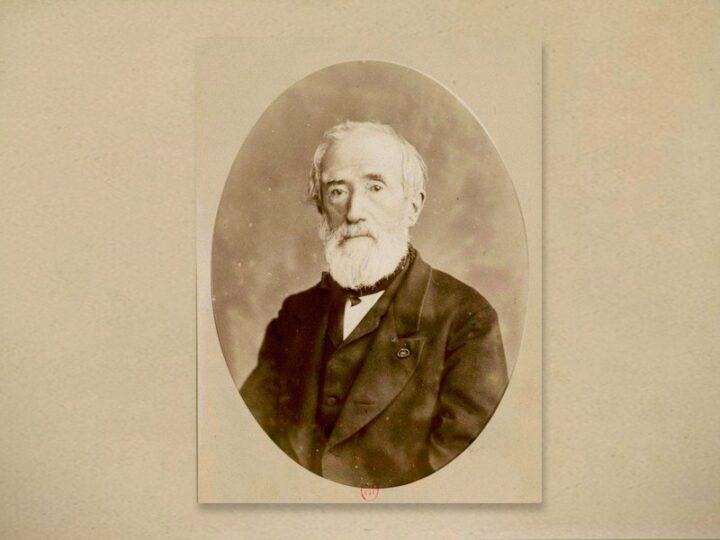 Анри Лабруст — 220 лет