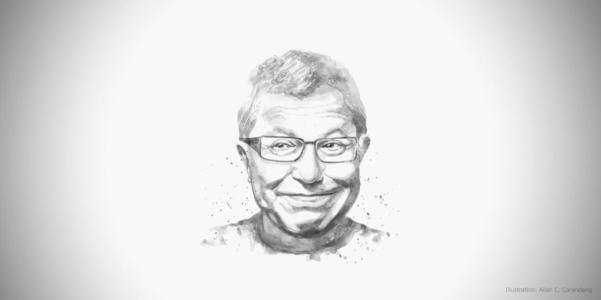 Даниэль Либескинд — 75 лет