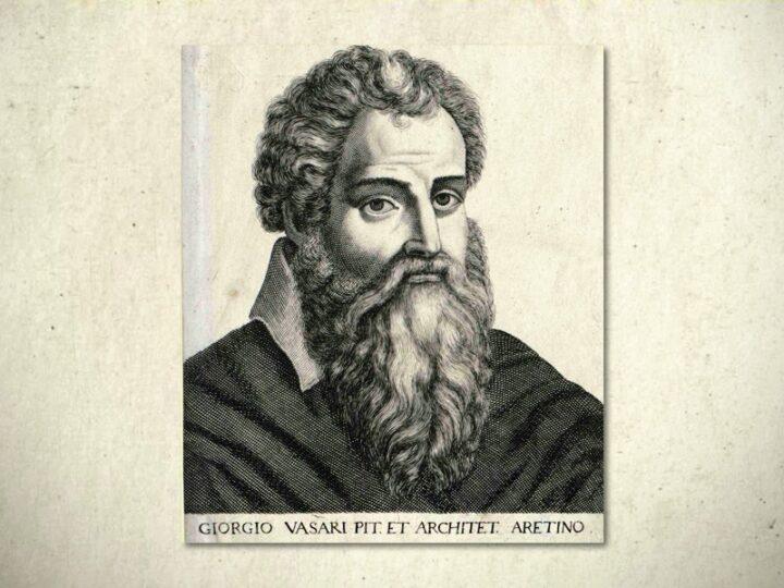 Giorgio Vasari — 510 лет