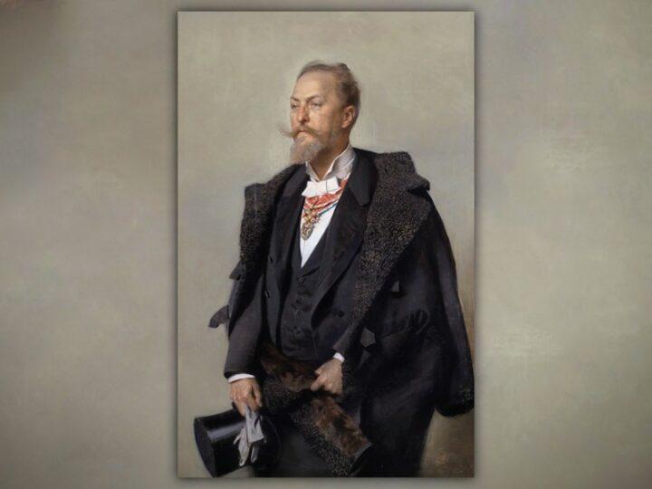 Отто Коломан Вагнер — 180 лет