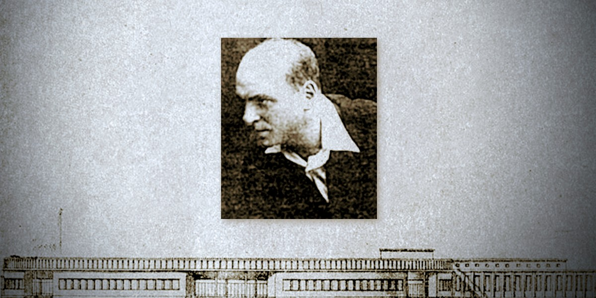 Роман Яковлевич Хигер — 120 лет