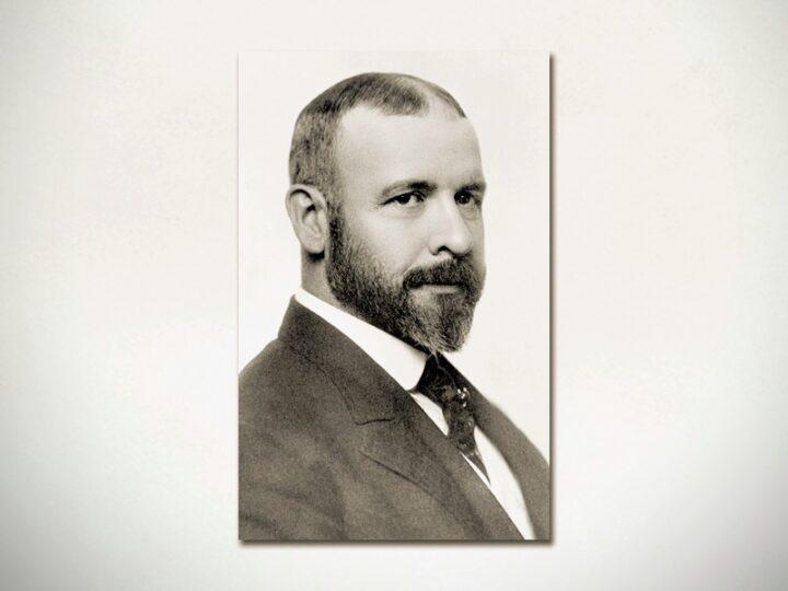 Луис Генри Салливен — 165 лет