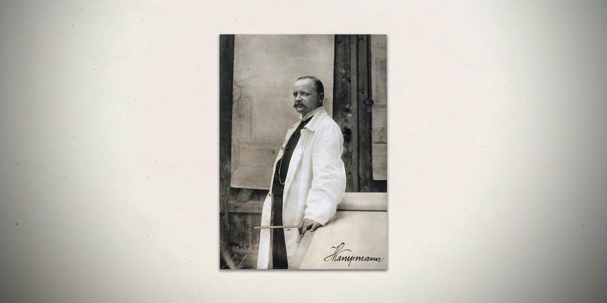 Хак Кампманн — 165 лет