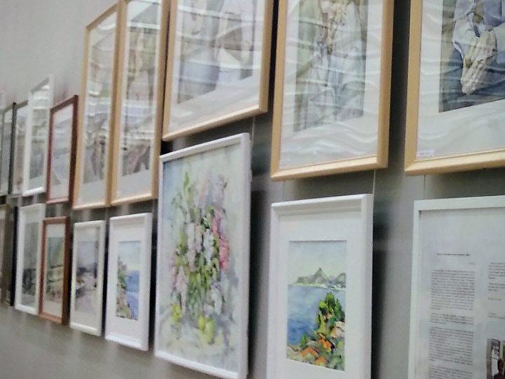 Открылась выставка творческих работ Ирины Прокофьевой