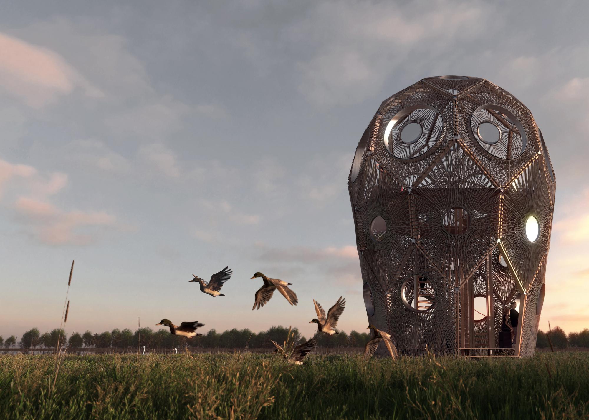 Архитектурные конкурсы на платформе BEE BREEDERS